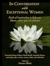 In Conversation with Exceptional Women book cover -  Monica Bhide