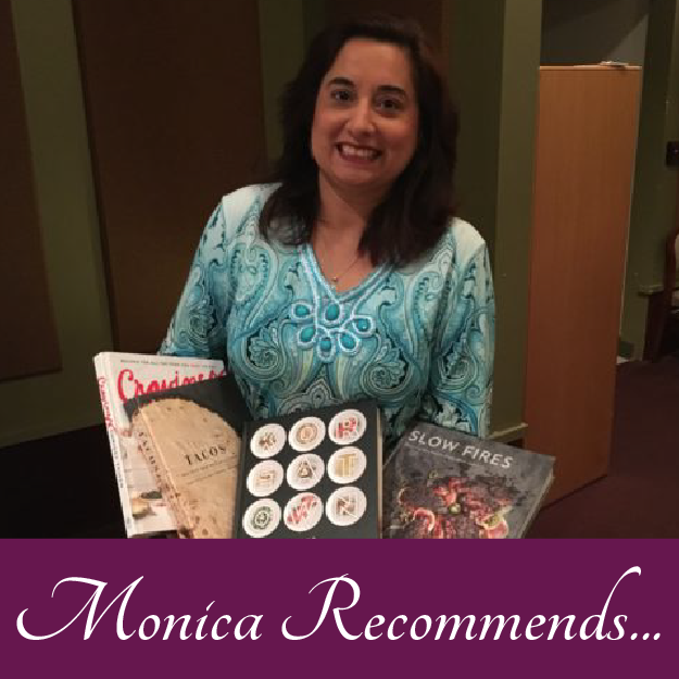 Monica Recommends